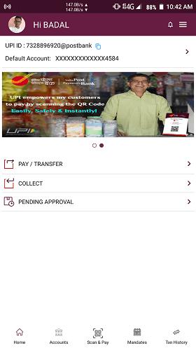 creat account on DakPay App-step6a