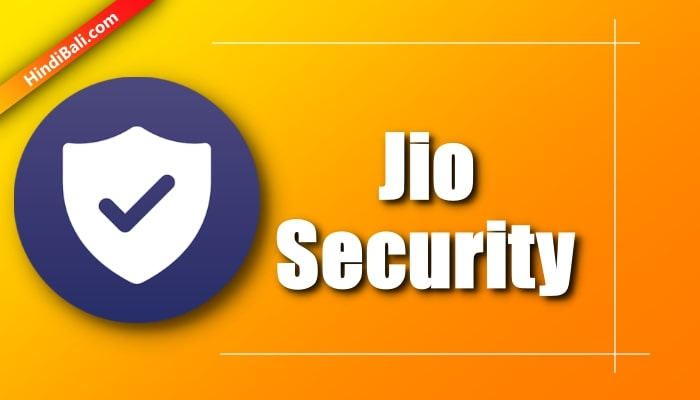 Featured image for Jio-security-kya-hai