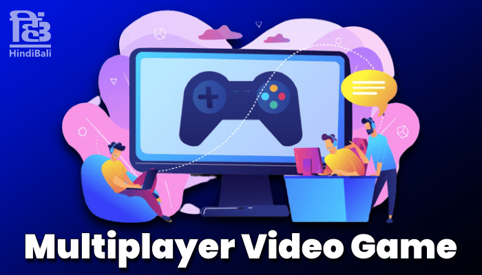 multiplayer video game