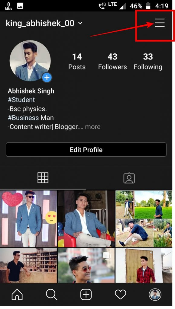 Instagram privacy 1