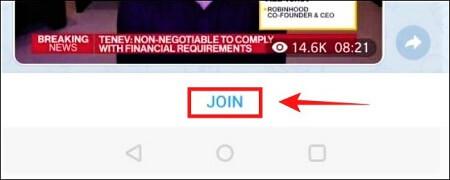 join now telegram group